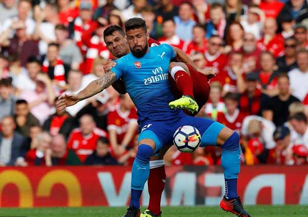 soi keo tran arsenal vs bate borisov luot ve europa league