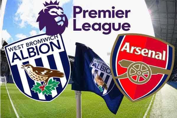 ty le keo tai xiu tran west brom vs arsenal hom nay