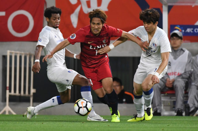 Nhan dinh Kashima Antlers vs Suwon Bluewings, 17h00 ngay 3/10: AFC Champions League-0
