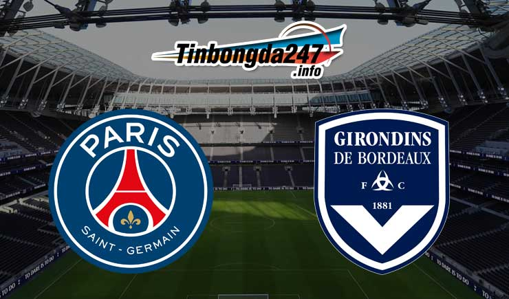 Soi kèo Paris Saint Germain vs Bordeaux