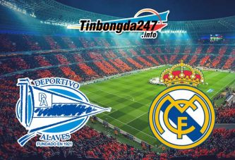 Soi kèo Real Madrid vs Deportivo Alaves, 03h00 ngày 11/07/2020